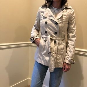 Abercrombie & Fitch Trench